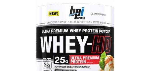 بررسی پروتئین وی اچ دی BPI