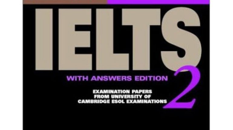 دانلود Cambridge Practice tests for IELTS 2