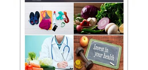 دانلود تصاویر با کیفیت زندگی سالم ، ورزش ، سلامتی و غذاهای سالم