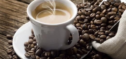 کافئین و جدول مقدار کافئین غذاها و نوشیدنی های گوناگون