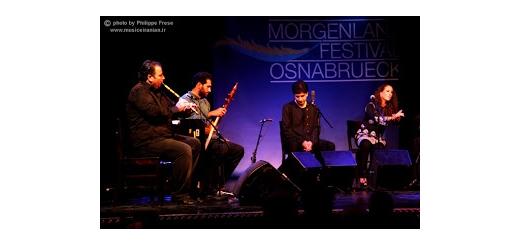 """دانلود کنسرت """"قصیده"""" – """"محمد معتمدی"""" و """"روزاریو"""" – تصویری"""