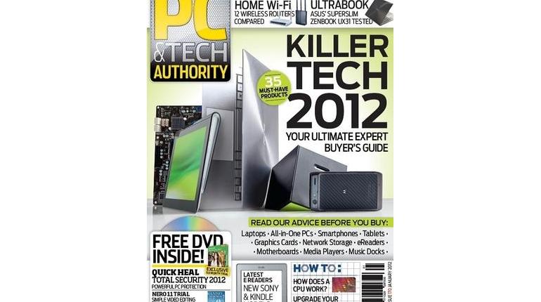 PC World January 2012 (مجله های ماهانه الکترونیکی)