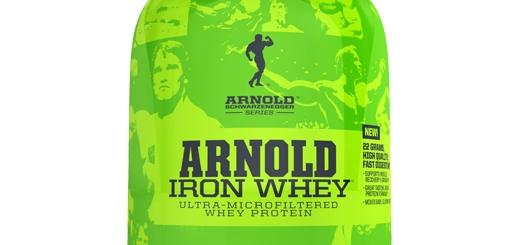 پروتئین آرنولد ماسل فارم