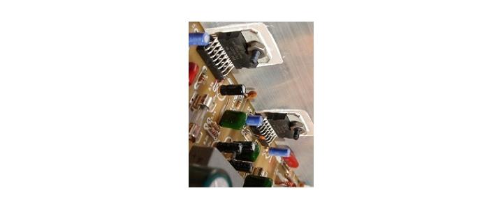 دانلود پروژه آمپلی فایر 300وات ( Amplifier300 watt)