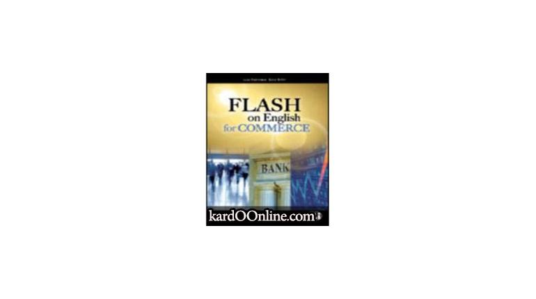 آموزش انگلیسی برای کسب و کار Flash on English Commerce