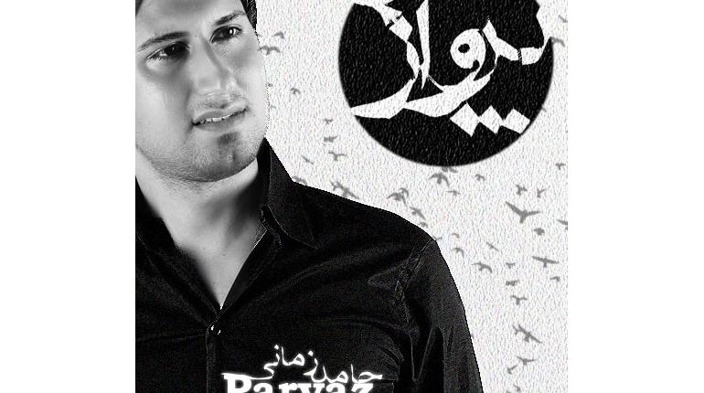 دانلود آهنگ و موزیک ویدئو جدید ایرانی حامد زمانی بانام پرواز