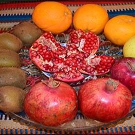 داستان میوه شب یلدا
