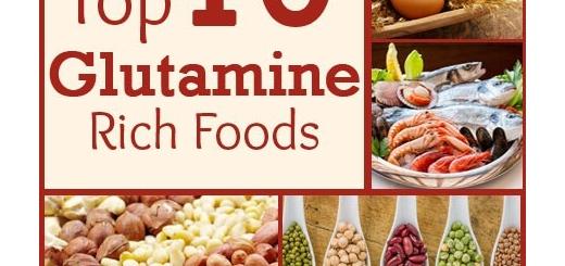 10ماده غذایی سرشار از گلوتامین که باید در رژیم غذایی داشته باشید