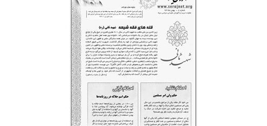 آموزش غیر حضوری فقه واحکام اسلامی شماره 8