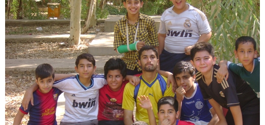 اردو تابستانه 92