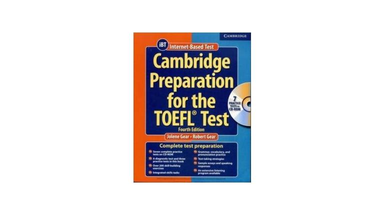 دانلود کمبریج تافل Cambridge Preparation TOEFL iBT
