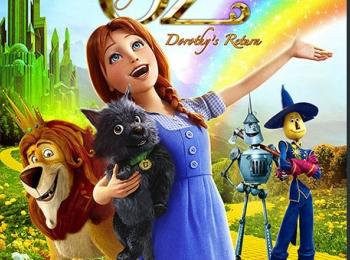 دانلود انیمیشن بسیار زیبای Legends of Oz: Dorothy's Return 2013