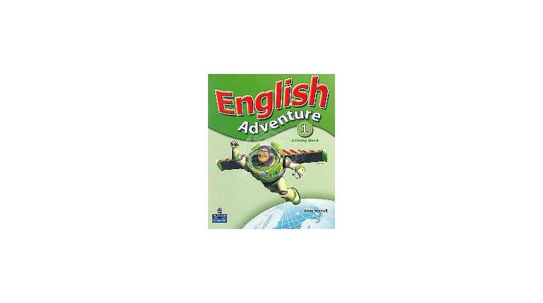 دانلود English Adventure 1