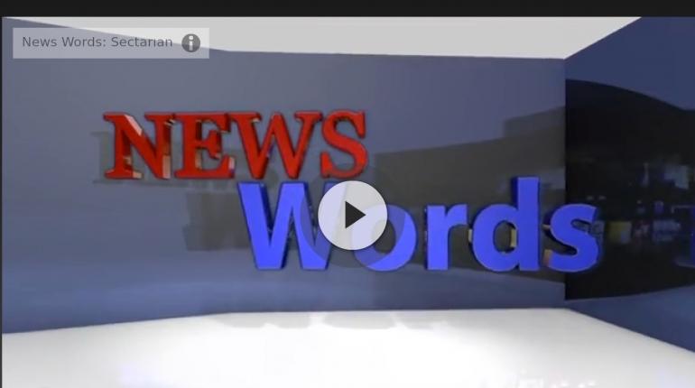 آموزش ویدئویی لغات اخباری انگلیسی VOA News Words
