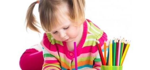 13 نکته آموزش نوشتن به کودکان چپ دست