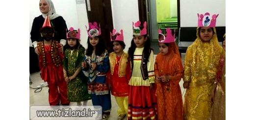 برنامه های ویژه نوآموزان در پیش دبستانى ایرانیان کویت - کیدز لاو
