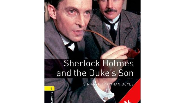 کتاب داستان ترجمه شده آکسفوردشرلوک هولمز و پسر دوک Sherlock Holmes and the Dukes son