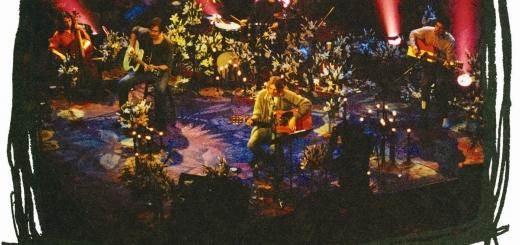 کتاب نت و تبلچر البوم MTV Unplugged in New York برای گیتار