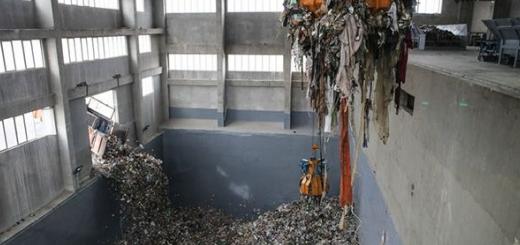 اولین نیروگاه تولید برق از زباله در کشور افتتاح شد