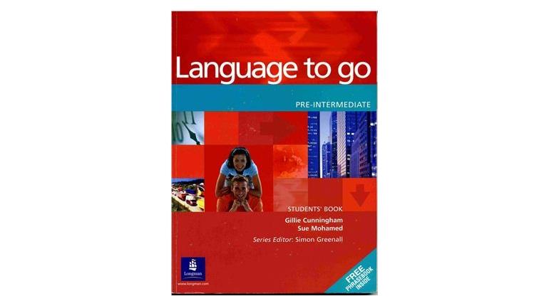 دانلود کتاب Language to Go Pre Intermediate
