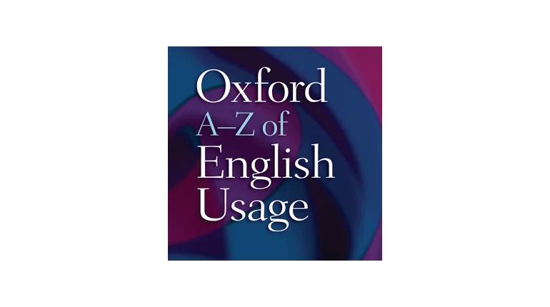 دانلود دیکشنری اندروید کاربرد کلمات انگلیسی Oxford A_Z of English Usage v4.3.128