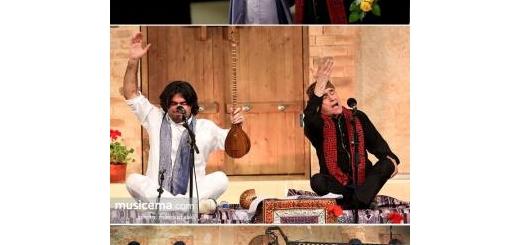 «قاسماف» و «همای» کنسرت مشترک خود را اجرا کردند