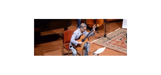 با سرپرستی کیوان میرهادی کوارتت ارپ در رشت به اجرای برنامه میپردازد موسیقی ما - کوارتت «اُرپ» به سرپرستی «کیوان میرهادی» سیویکم اردیبهشت ماه در رشت به اجرای برنامه خواهد پرداخت. این در حالی است که این آهنگساز که سالهاست رهبری ارکستر «کامهراتا» را نیز