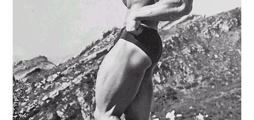 آرنولد، استاد بزرگ بارفیکس!