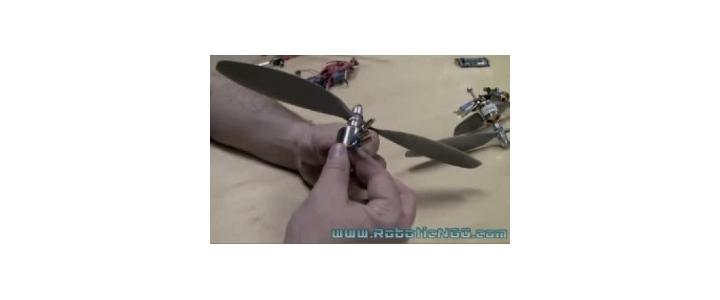 آشنایی و آموزش ربات های پرنده (QuadRotor)__قسمت ۳