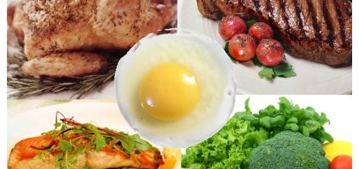 اصلی ترین منابع پروتئینی کدامند؟