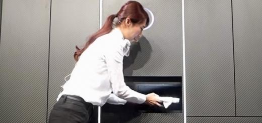اولین روبات خودکار شستن لباسها !!