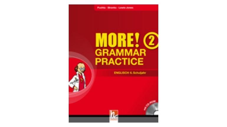 کتاب آموزش گرامر More Grammar Practice 2