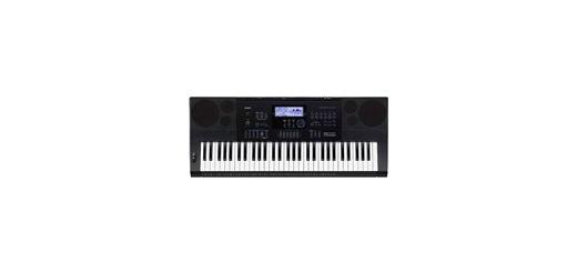 کیبورد کاسیو مدل CTK-6200 مشخصات اصلی  ابعاد: 13.2 × 37.8 × 94.4 سانتی متر - وزن: 5.8 کیلوگرم - تعداد اکتاو: 5 - نوع کلاویه: Piano style - دارای کارت حافظه - حافظه داخلی: دارد دارد ندارد دارد - تغییر گام: +12 تا 12- 2 حالت امکانات  - چند آوایی - قابلیت ض