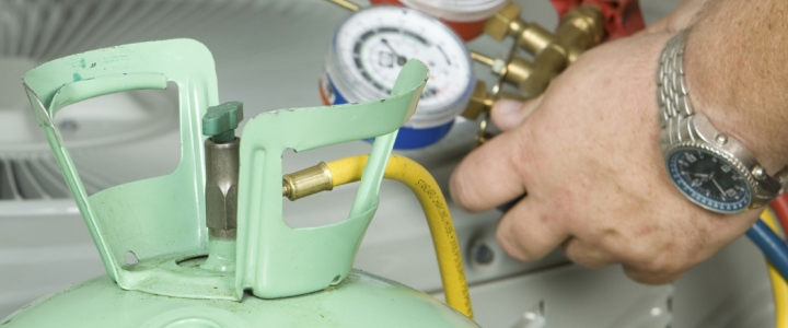 تعمیرات ، نصب و سرویس کولر گازی