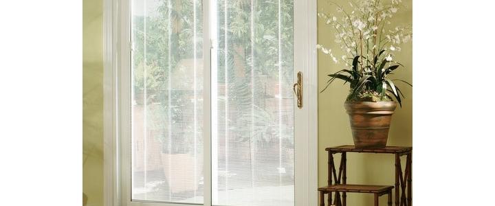 پنجره دوجداره با پرده کرکره ریموت دار کرج