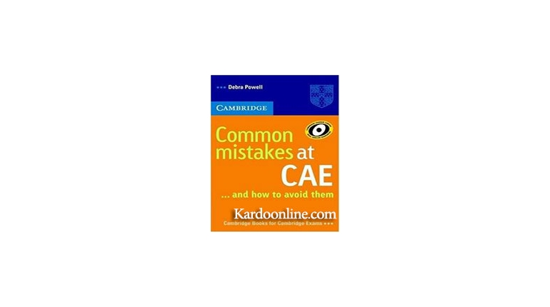 Common Mistakes at KET, PET, FCE, CAE, CPE… and how to avoid them