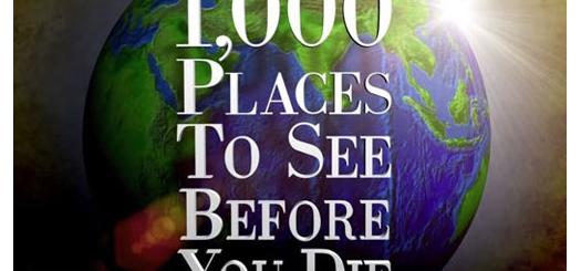 مستند 1000 جایی که قبل از مرگ باید دید!  Thousand Places To See Befor You Die