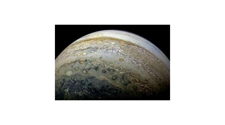 عکس های بروز سایت از سیاره مشتری