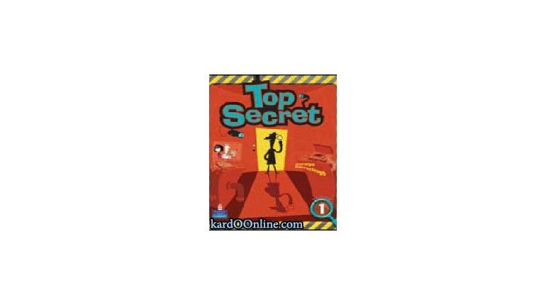 آموزش جذاب و سرگرم کننده انگلیسی با Top Secret 1