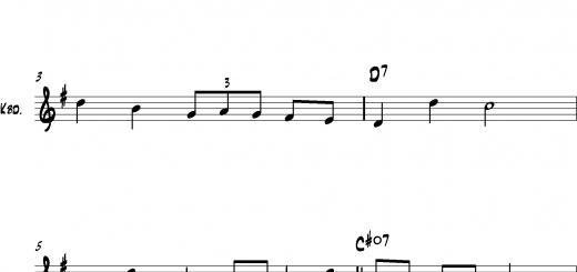 تئوری موسیقی جلسه سوم   منظور از دم نت انتهای شکل نت میباشد.  غرض از گفتن این نکته در مبحث گذشته که گفته شده بود این بود که :  برای کشیدن دم نت هرگاه نت از خط سوم بالاتر بود دم آن را به سمت پایین می کشیم هنگامی که پایین تر از خط سوم بود به سمت بالا می کشیم