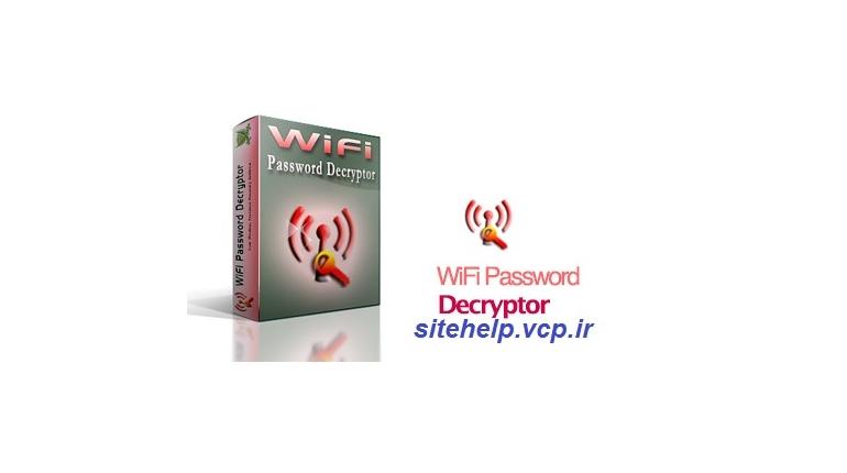 یافتن پسورد وای فای Wifi Password Decryptor 3.0 Final