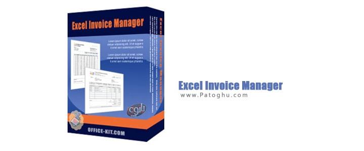 صورت حساب و فاکتور الکترونیکی با نرم افزار Excel Invoice Manager