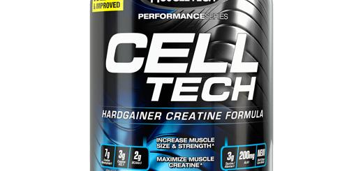 نقد و بررسی برترین کراتین ترکیبی موجود MuscleTech Cell-Tech