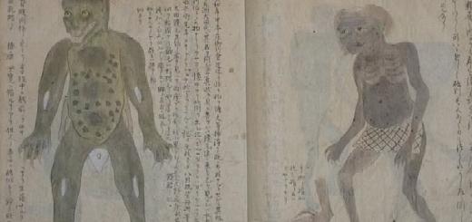 کاپا موجود ماورایی ژاپن
