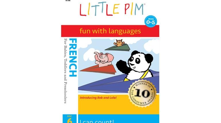 آموزش زبان فرانسوی برای کودکان French For Little Kids