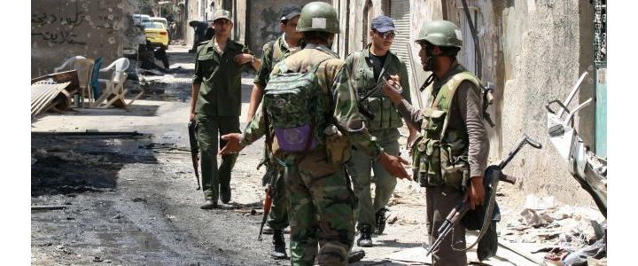 فرار دو هزار نفر از ساکنان غوطه شرقی دمشق