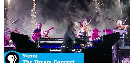 آلبوم کنسرت 2016 یانی - The Dream Concert
