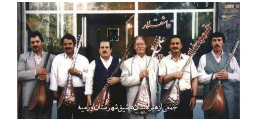 نوای غم انگیز غروب از موسیقی سنتی آذربایجان به گوش می رسد