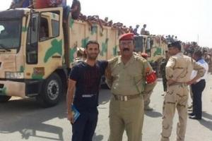۳ میلیون مبارز در بغداد آماده مقابله با داعش