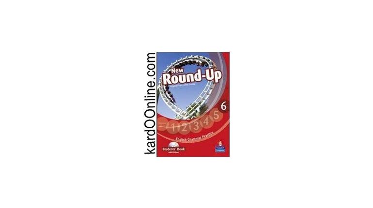 آموزش گرامرانگلیسی با New Round Up 6 New Round Up 6